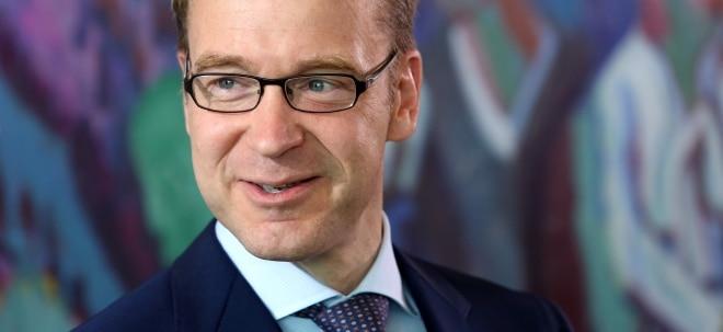 Ausblick besonders unsicher: Weidmann warnt vor Panik wegen konjunktureller Flaute | Nachricht | finanzen.net