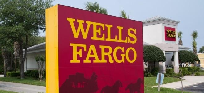 Geringere Erträge: Wells Fargo steigert Quartalsgewinn leicht - Wells Fargo-Aktie sackt ab | Nachricht | finanzen.net