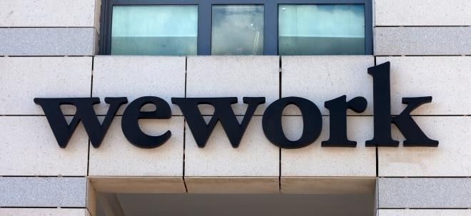 Softbank will wohl die Kontrolle über WeWork übernehmen