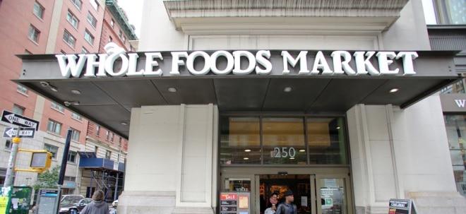 Whole Foods Market Aktie