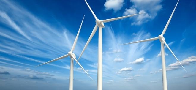 Hoher Auftragseingang: Hoher Auftragseingang beflügelt Windanlagenbauer Vestas | Nachricht | finanzen.net