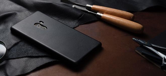 Flaggschiff-Konkurrenz: Wem das iPhone X zu teuer ist: Hier kommt eine randlose Alternative aus China | Nachricht | finanzen.net