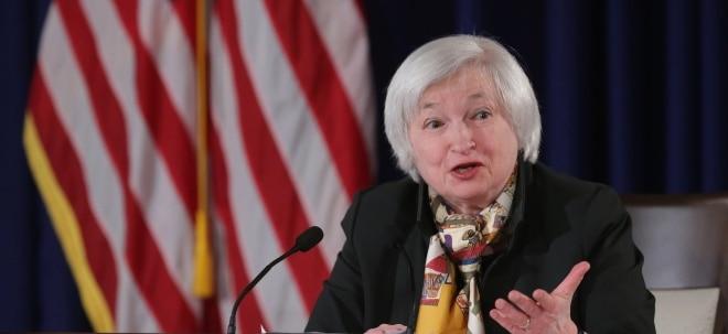 Marktwert: Künftige US-Finanzministerin Yellen will anscheinend keinen weichen Dollar | Nachricht | finanzen.net