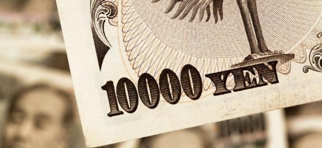 Zinssatz unverändert: Bank of Japan behält Geldpolitik bei