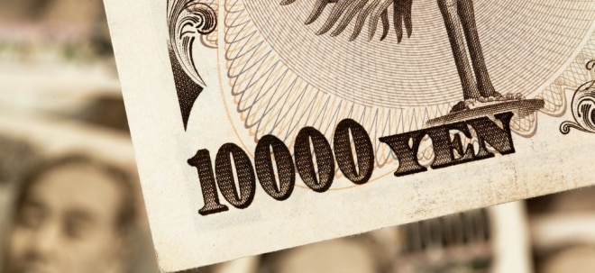 Kampf gegen Deflation: Japanische Notenbank bestätigt wie erwartet geldpolitischen Kurs | Nachricht | finanzen.net