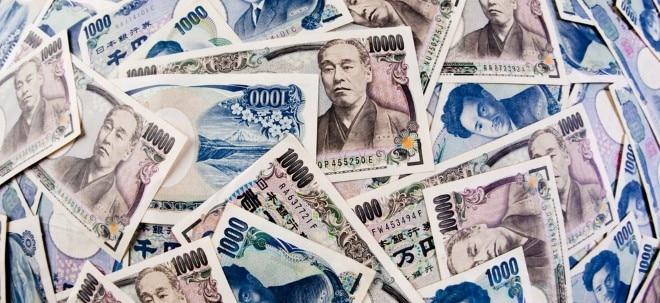 Euro am Sonntag-Devisenwette: Japanischer Yen: Warum er weiter verlieren dürfte | Nachricht | finanzen.net