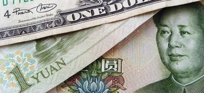 Veränderte Markterwartungen: Chinesische Zentralbank erhöht kurzfristige Zinsen erneut | Nachricht | finanzen.net