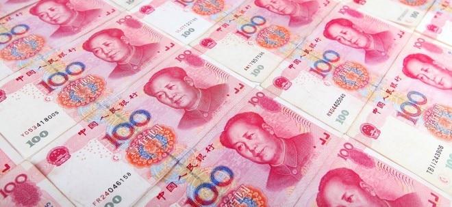 Fake News: China dementiert Bericht über Kaufstopp für US-Staatsanleihen