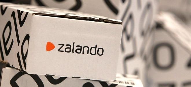 Zalando-Aktie aktuell: Zalando legt zu