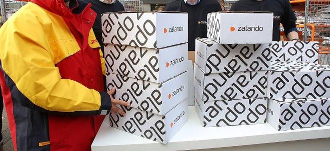 Starkes Q1: Zalando meldet überraschend starkes Quartal - Zalando-Aktie dreht ins Minus | Nachricht | finanzen.net