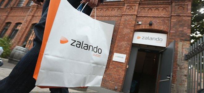 Geschäft zieht an: Zalando-Aktie im Fokus: Antworten auf Corona gefunden - Titel am Mittwoch leichter | Nachricht | finanzen.net