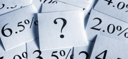 Zinsen, wo seid ihr?: Tagesgeld: Mehr als eine Eins vor dem Komma | Nachricht | finanzen.net