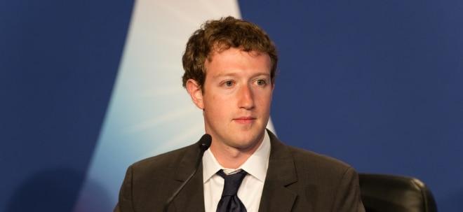 Mark Zuckerberg verkaufte Facebook-Aktien im dreistelligen Millionenwert