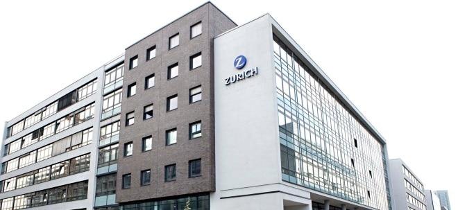 Nach Kritik: Zurich Insurance bestätigt Rückzug aus Nord Stream 2 | Nachricht | finanzen.net