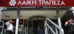 Angst vor Bankenrun: Zyperns Banken öffnen doch erst am Donnerstag | Nachricht | finanzen.net