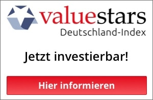 Value-Investment - Value Stars-Zertifikat