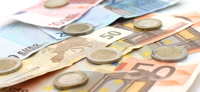 Technische Faktoren: Darum kann der Euro seine Verluste aufholen | Nachricht | finanzen.net